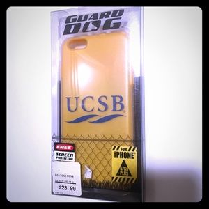 UCSB iPhone 6 Plus phone case ☀️